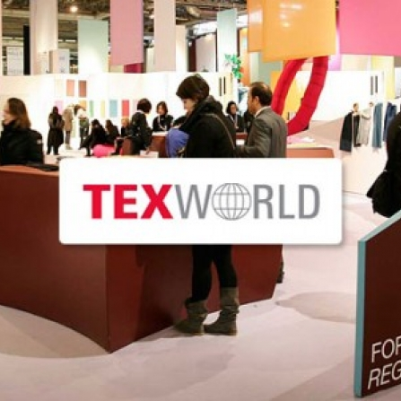 International apparel fabric trade fair -TexWorld